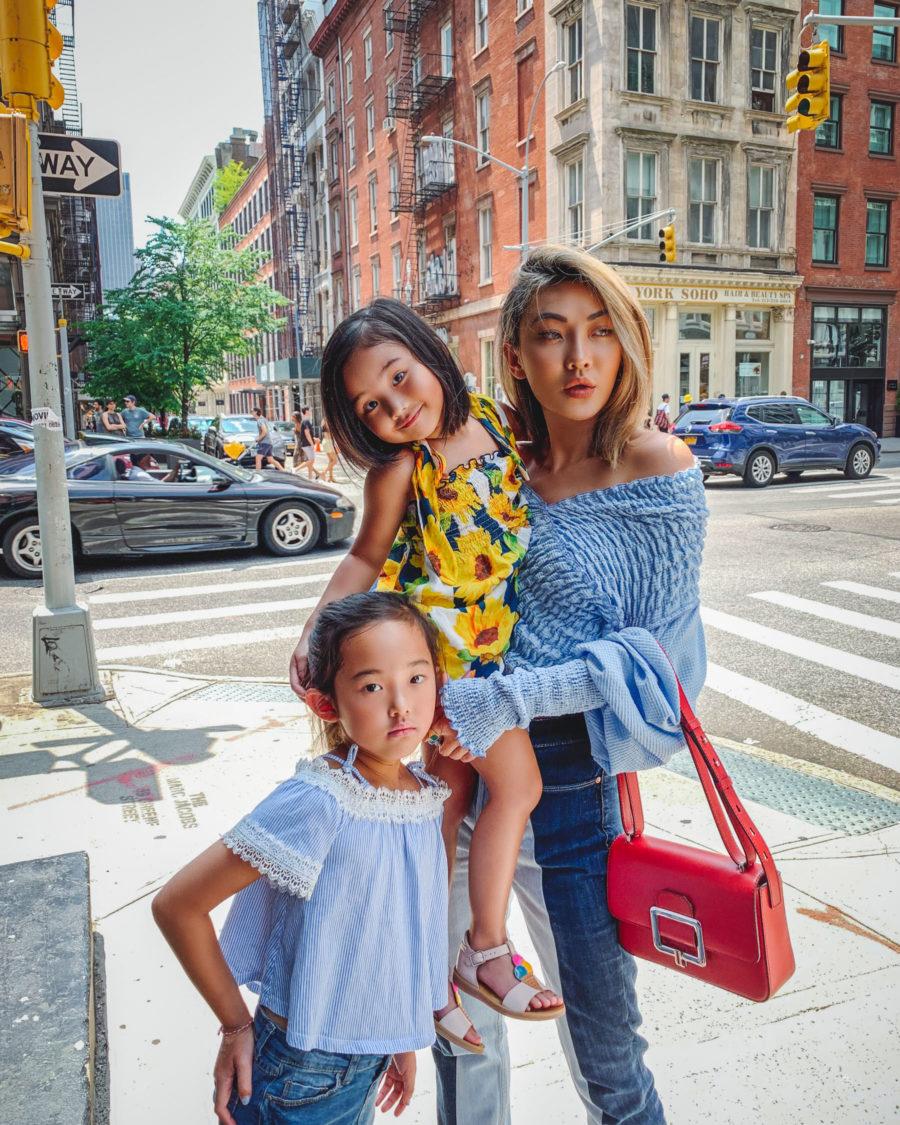 fashion blogger jessica wang shares best winter skincare brands for kids // Notjessfashion.com