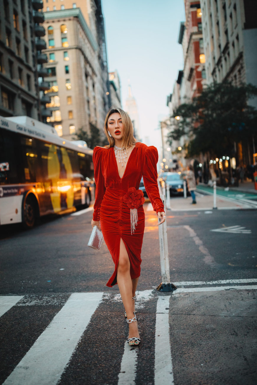 MAKE THE HOLIDAYS EXTRA CHIC WITH THESE CHRISTMAS OUTFITS