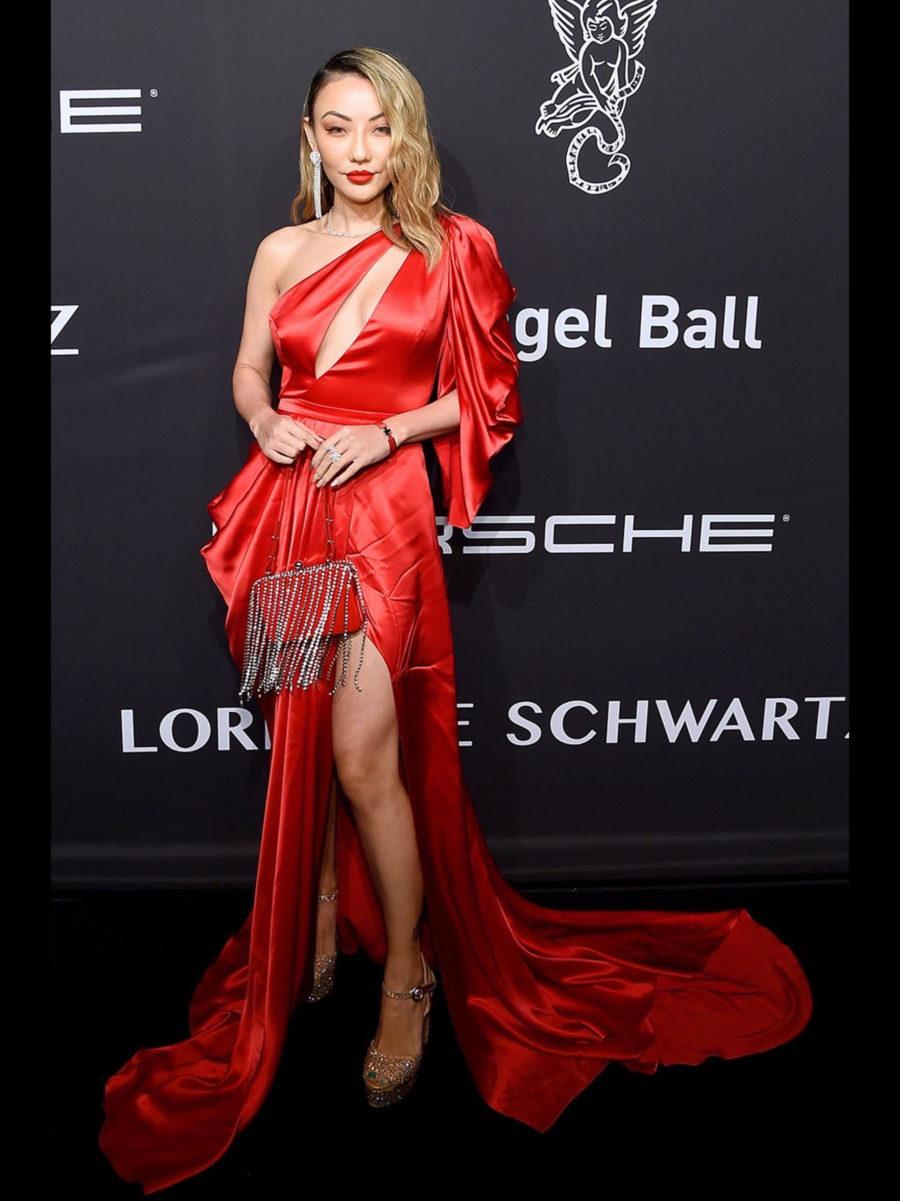Angel Ball NYC 2019 Red Carpet Jessica Wang
