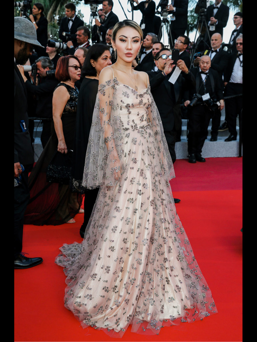 The 72nd Annual Cannes Film Festival - Red Carpet - Jessica Wang
