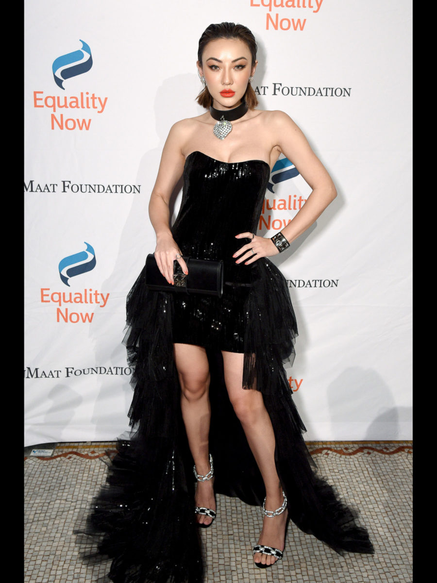 Equality Now 2019 NYC Gala Red Carpet Jessica Wang