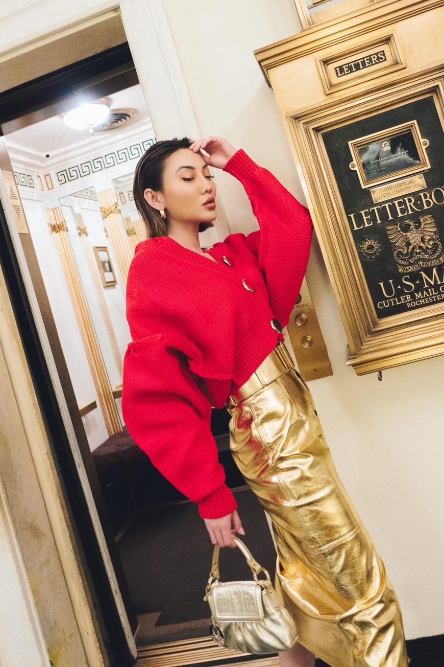 4 CHINESE NEW YEAR INSPIRED OUTFITS WORTH COPYING