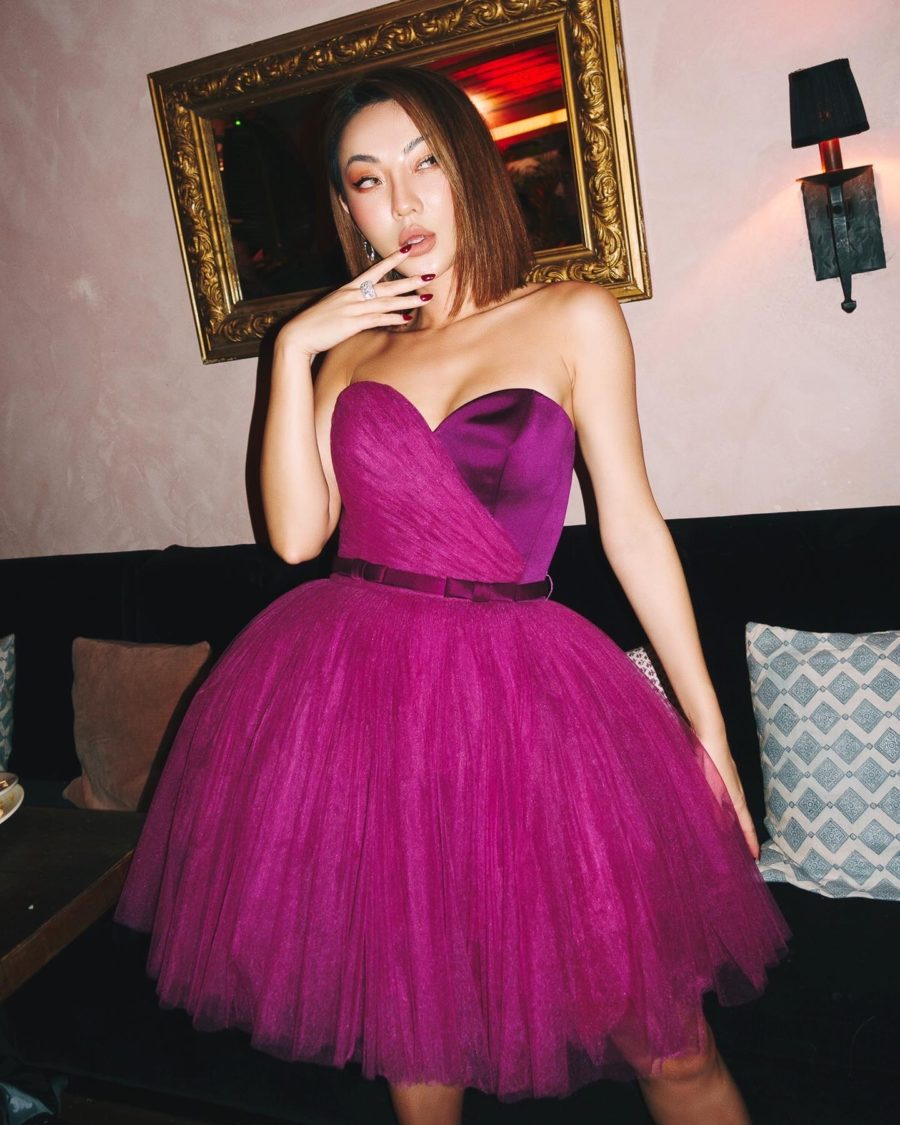 pleated dress // Notjessfashion.com