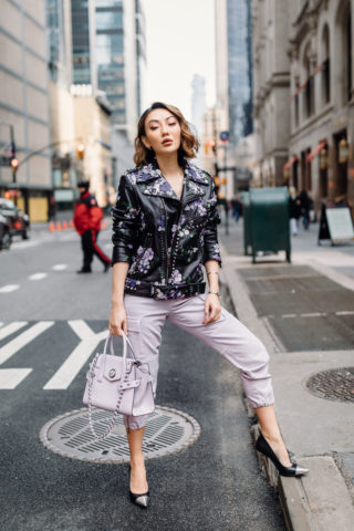 HOW TO CREATE THE PERFECT SPRING OUTFIT