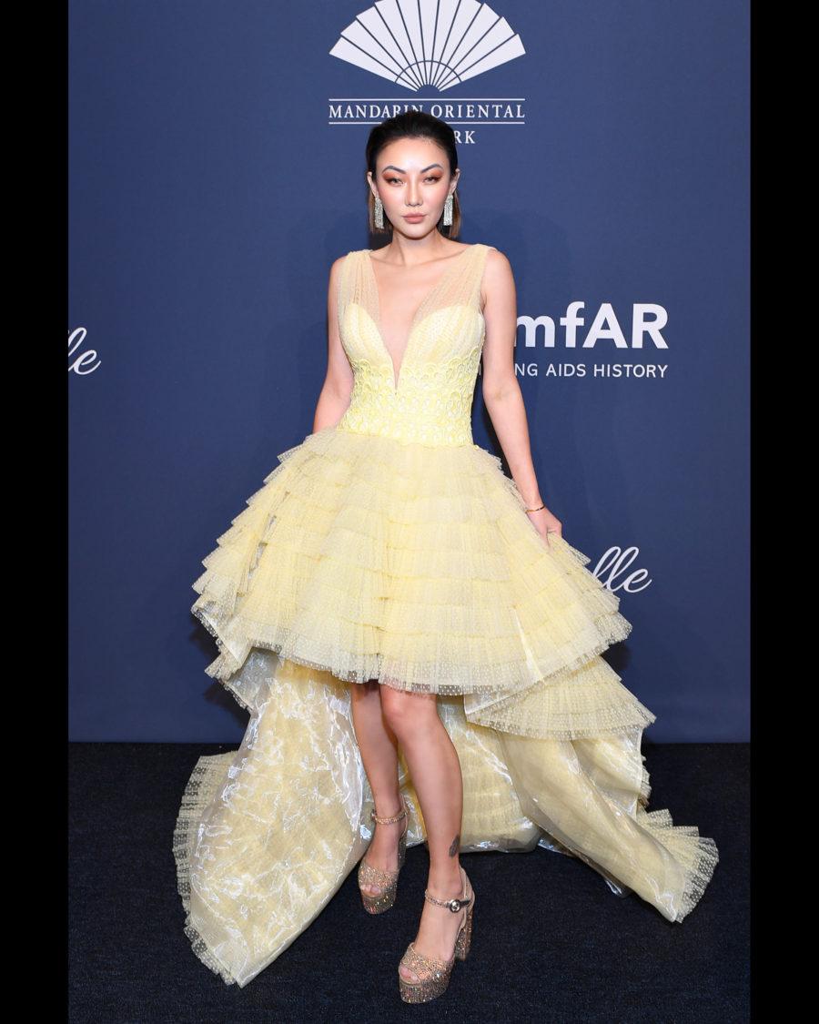 2020 amfAR New York City Gala - Jessica Wang