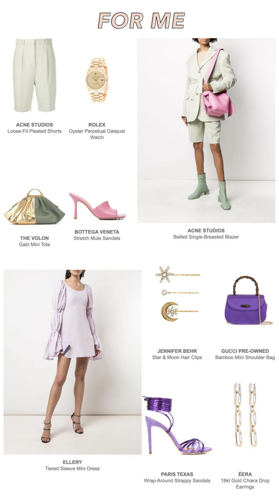 farfetch client service shopping picks // Notjessfashion.com