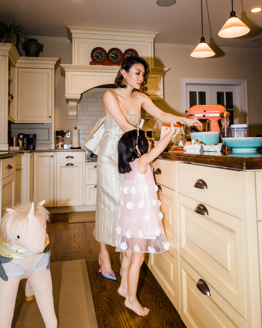 fashion blogger jessica wang shares quarantine projects: baking // Jessica Wang - Notjessfashion.com