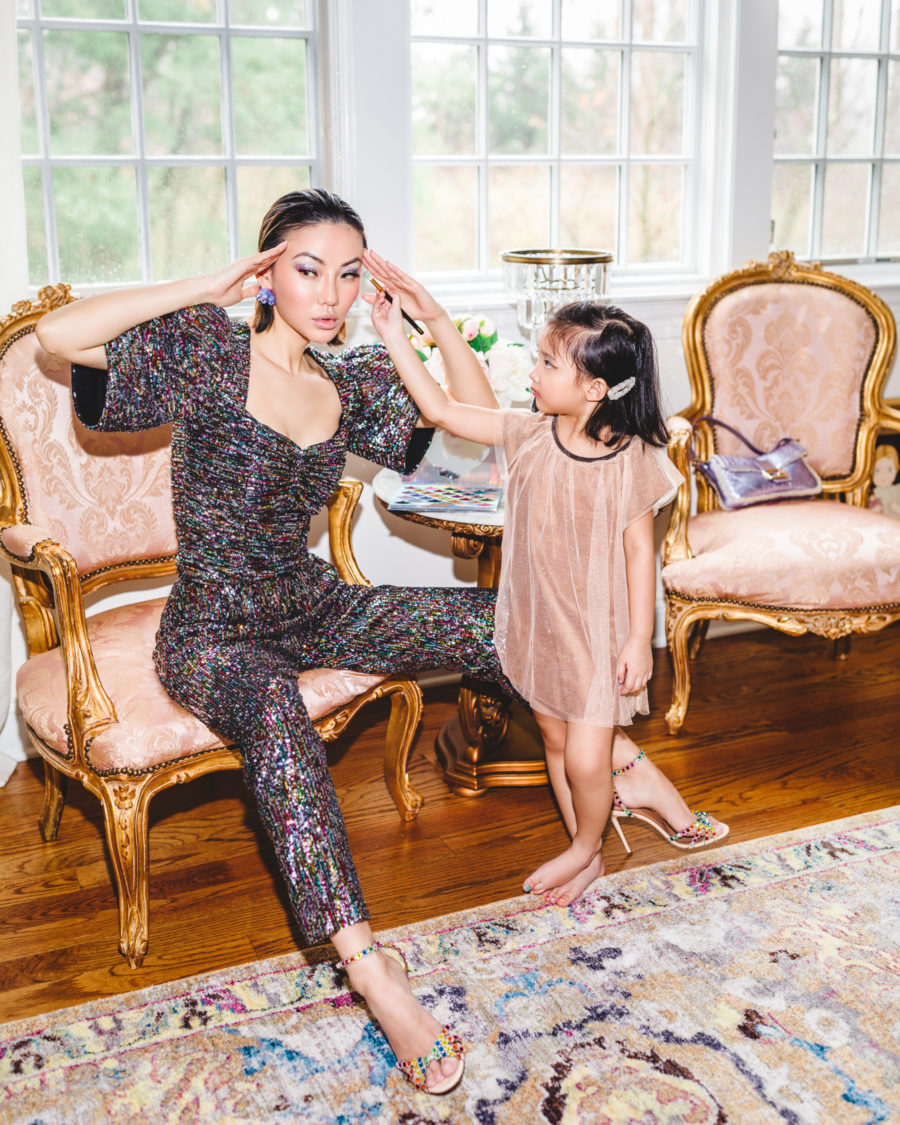 fashion blogger jessica wang shares work from home tips with kids // Jessica Wang - Notjessfashion.com