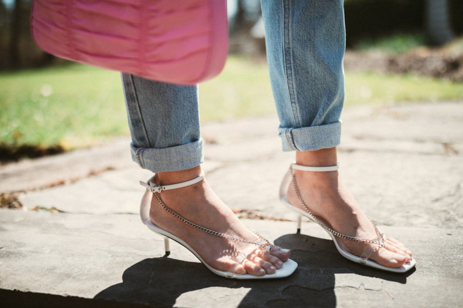 Vintage Fashion Trends - Square toe sandals //  Jessica Wang - Notjessfashion.com