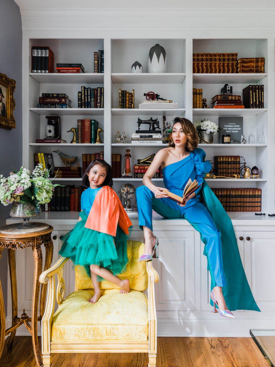 fashion blogger jessica wang with her daughter and shares ways to treat your mom // Jessica Wang - Notjessfashion.com