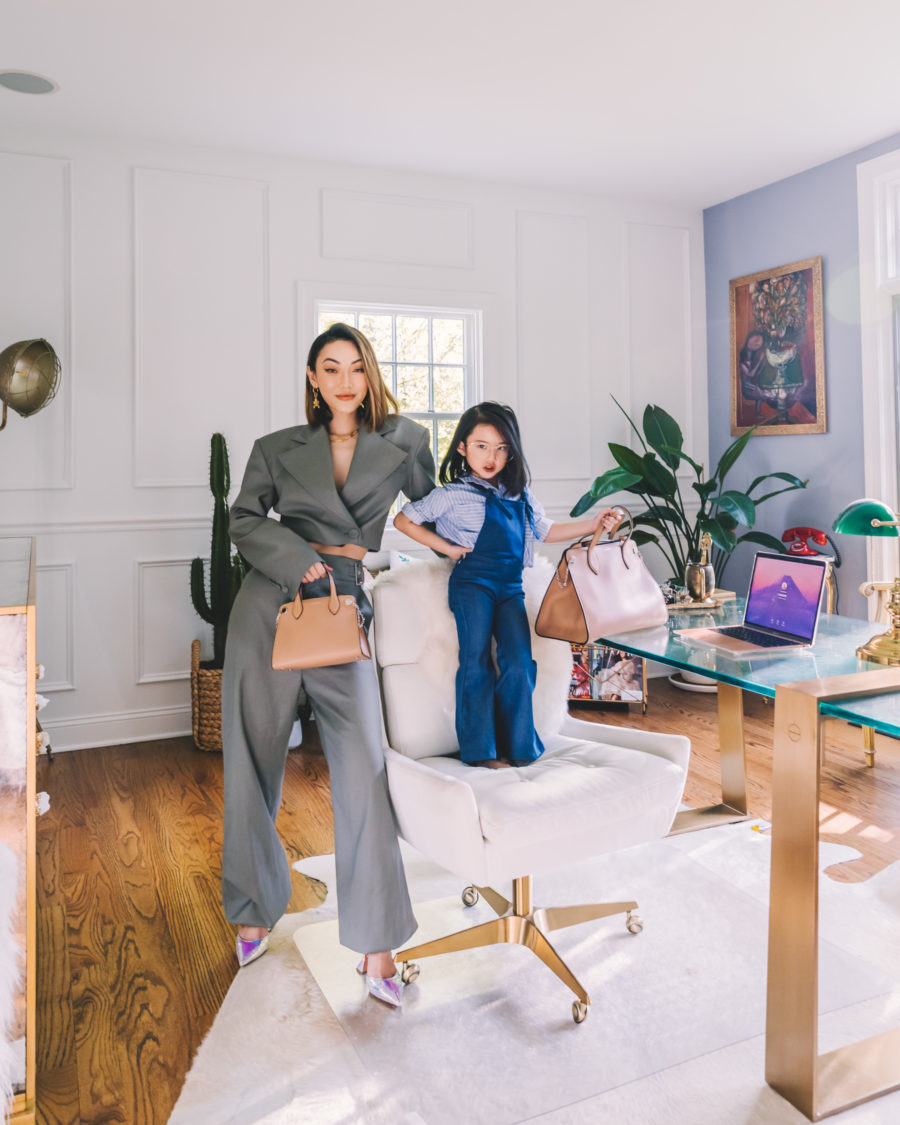 fashion blogger jessica wang in her dining room sharing her favorite house plants // Jessica Wang - Notjessfashion.com