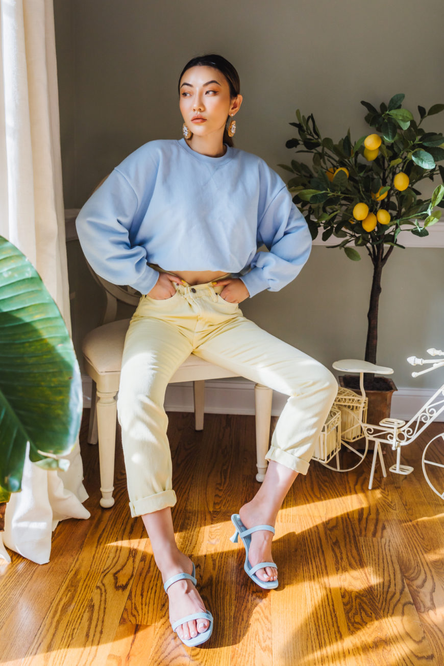 THE COLOR COMBINATIONS YOU NEED TO TRY THIS SUMMER