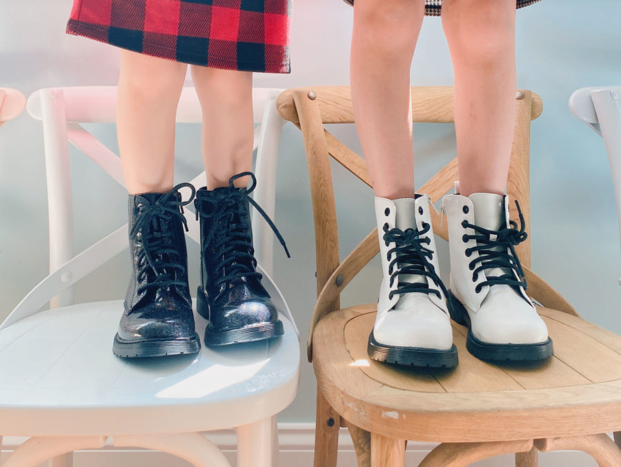 affordable back-to-school outfits for kids with walmart // Jessica Wang - Notjessfashion.com