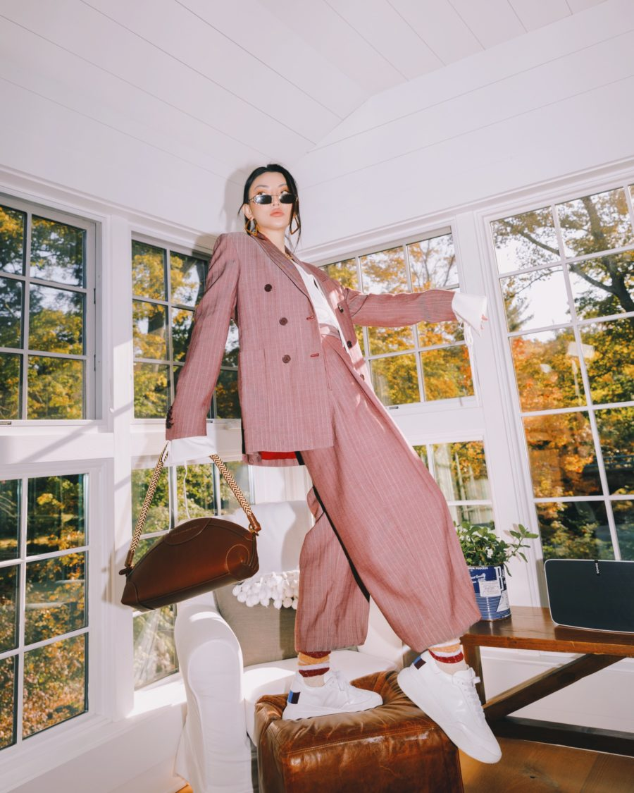 2021 fashion trends featuring casual suiting // Jessica Wang - Notjessfashion.com