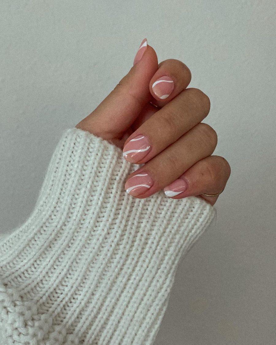 minimal nude nail trends of 2021 // Jessica Wang - Notjessfashion.com