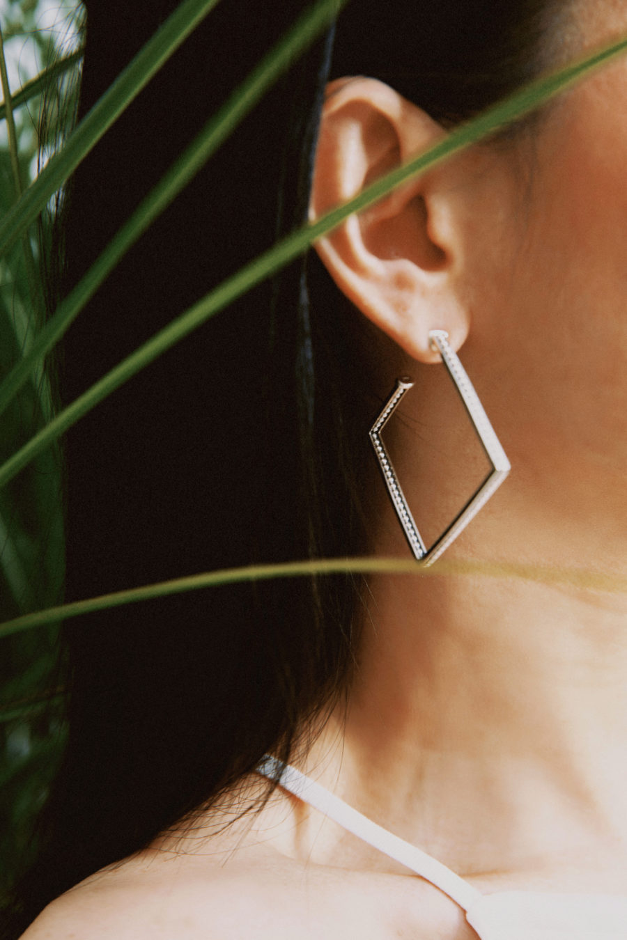 jessica wang wearing lagos fine jewelry bracelet and earrings // Jessica Wang - Notjessfashion.com